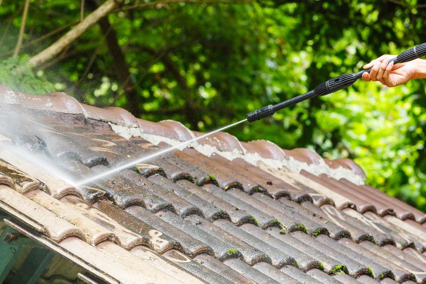 Blackwood Pressure Washing Roof Tiles